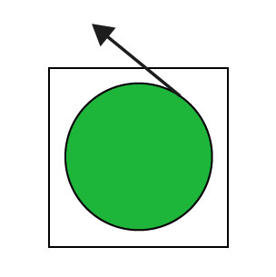 Green-with-arrow