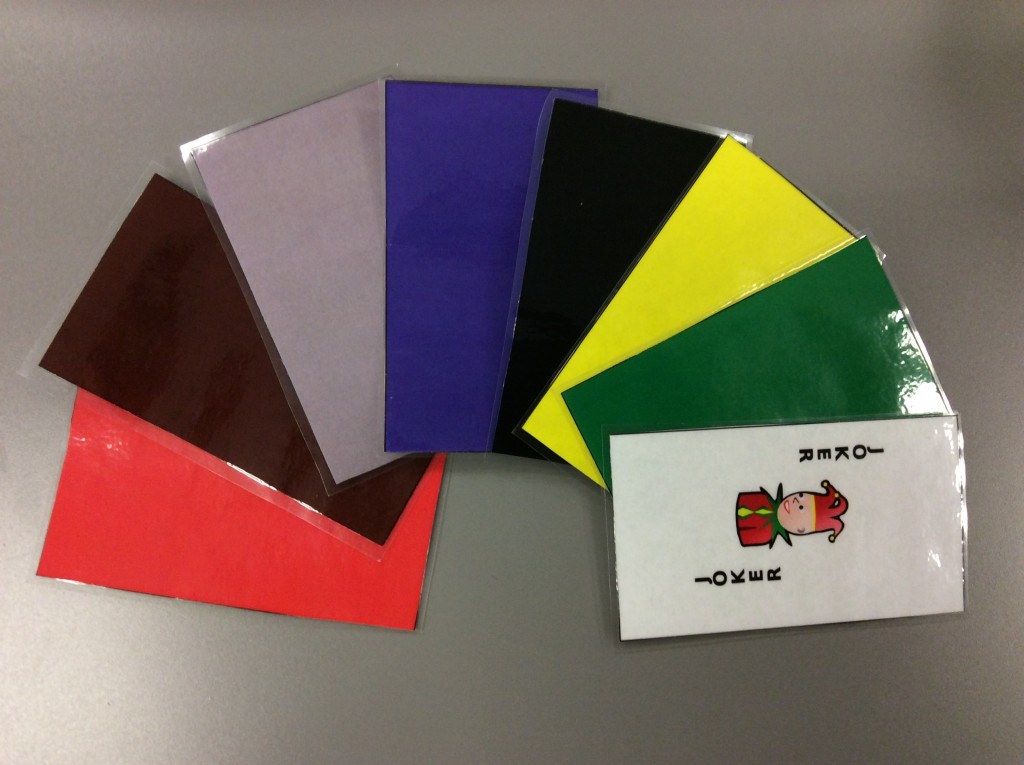 Figurenotes Cards